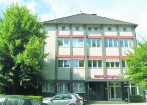 Flüchtlingsheim Hufnerstraße 51