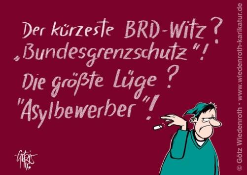 PK150930_Asyl_Immigration_BRD_Bundesgrenzechutz